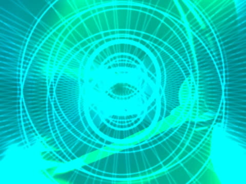 multiple circles spinning - mpeg video format stock videos & royalty-free footage
