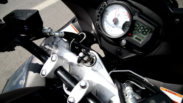 multiple shot: motorcycle ride - stock video - helmet motorcycle stock videos and b-roll footage