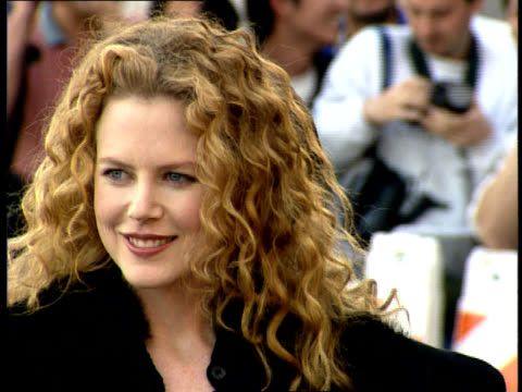 multiple - nicole kidman stock videos & royalty-free footage