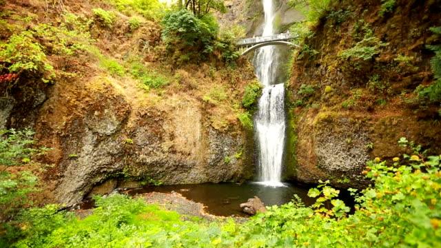 Wasserfall Multnomah Falls