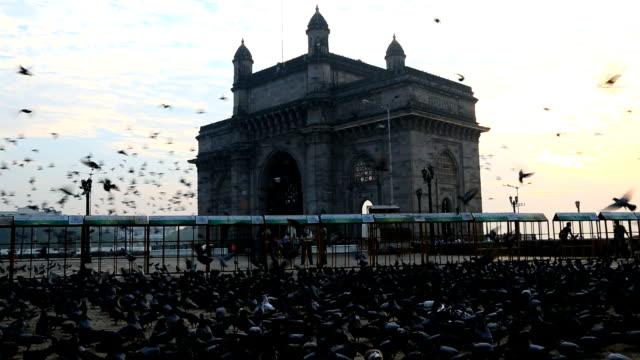 Mumbai Gateway India Maharashtra monument sunrise