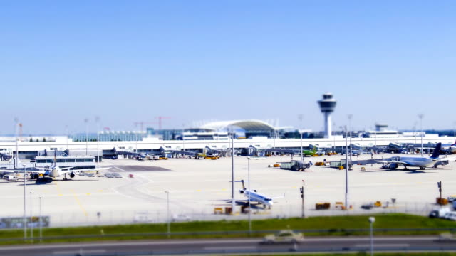 Munich Airport Runway