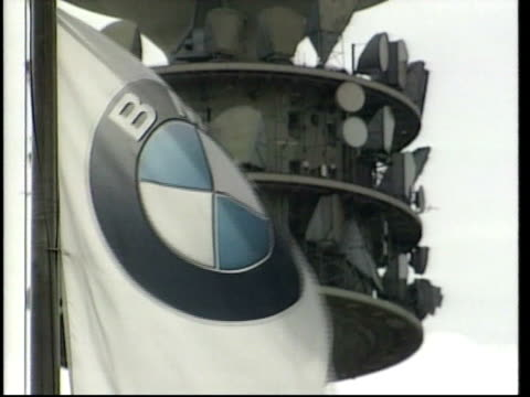 Munich EXT GVs BMW Headquarters building Order Ref T29040001