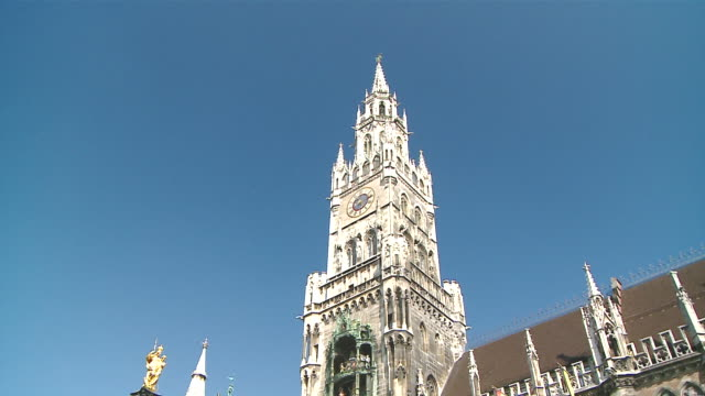 MS TU TD Munich Town Hall / Munich, Bavaria, Germany