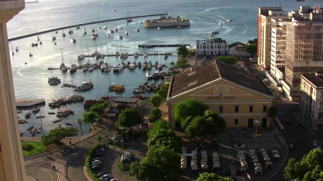 vídeos y material grabado en eventos de stock de municipal de mercado - bahía