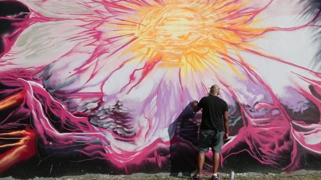 Muralist Video