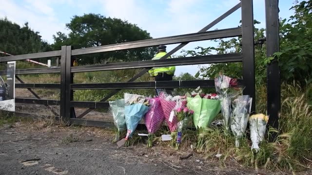 a murder investigation has been launched after two sisters were found dead in a park following a birthday party police are treating the deaths of... - murder stock videos & royalty-free footage