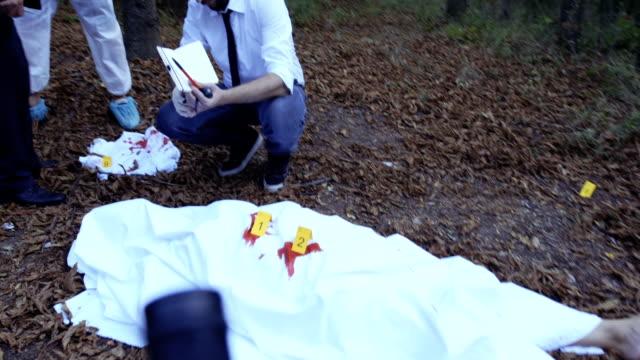 murder scene 4k - unpleasant smell stock videos & royalty-free footage