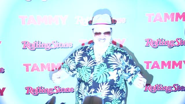 murray hill at landmark sunshine cinema on june 26, 2014 in new york city. - landmark sunshine theater stock videos & royalty-free footage