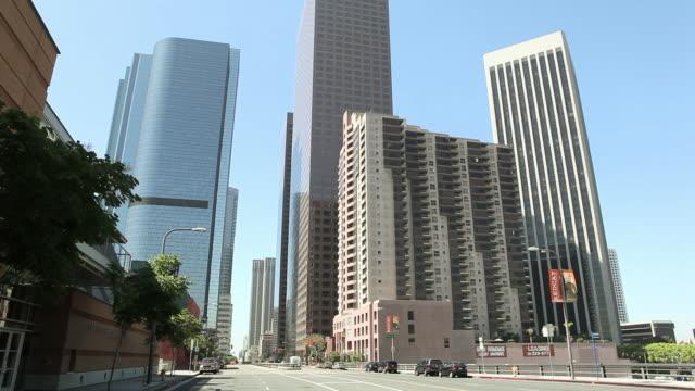 museum of contemporary art, downtown la, los angeles county, california, usa - モカ点の映像素材/bロール