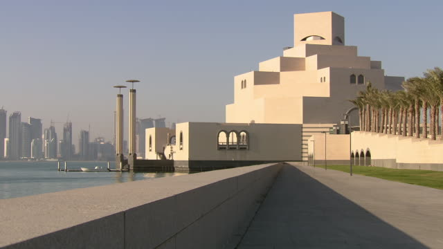 WS PAN Museum of Islamic Art / Doha, Qatar