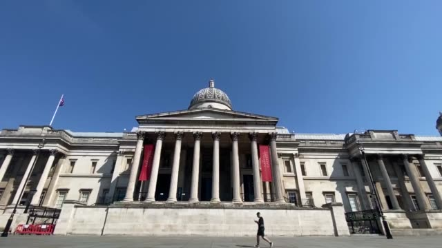 museums galleries and cinemas will be allowed to reopen from 4 july in england as the country continued to ease restrictions against the novel... - museo video stock e b–roll