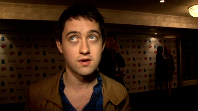 2011 Ivor Novello Awards interviews with nominees and winners Conor O'Brien interviewed SOT Nerves / Likes the band Foals / Songwriting tips Shaznay...