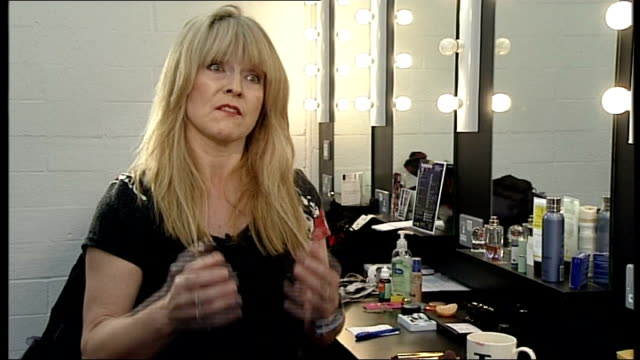 look at punk rock; toyah wilcox interview sot - punk allowed a woman to be aggressive, to physically stand up for herself / up to that point that had... - toyah willcox stock videos & royalty-free footage