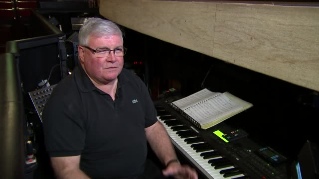 Abba piano to be auctioned Marcus Savage interview SOT