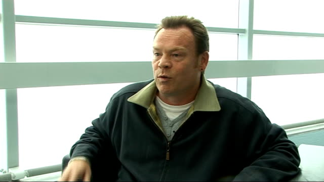 ali campbell interview campbell interview sot new single 'flying high' a ryan hector song how he came about to do the cover likes both his and... - look alike stock videos and b-roll footage