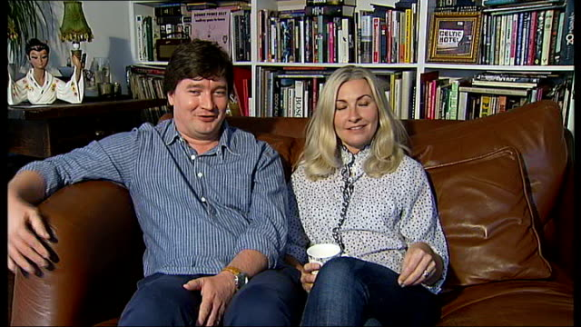 Ally McErlaine makes comeback after suffering potentially fatal aneurysm Shelly Poole interview SOT Various shots of Ally and Shelly with guitar
