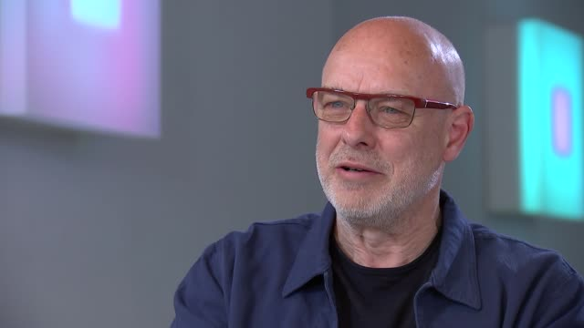 Brian Eno interview Brian Eno interview SOT