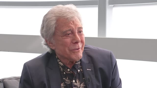 cilla black death: tributes / campaign to get cilla black to number one; england: london: gir: int lionel blair interview sot - you thought she'd go... - lionel blair stock videos & royalty-free footage