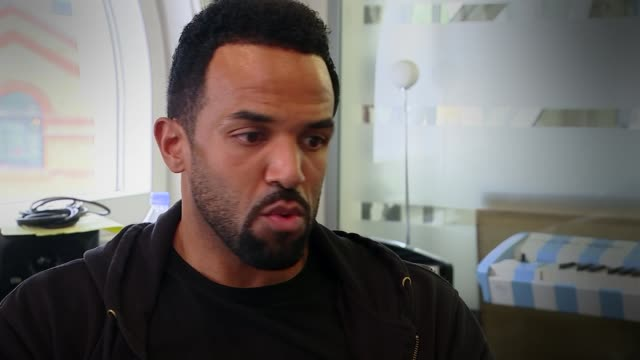 vídeos de stock, filmes e b-roll de craig david releases new album craig david interview sot - título de álbum