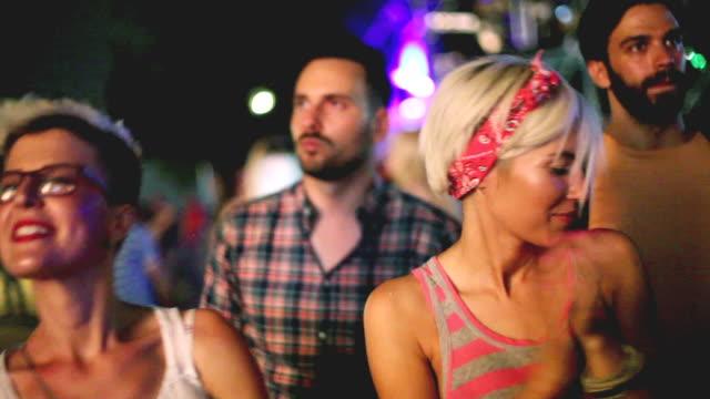 音楽フェスティバル - 灯台船点の映像素材/bロール
