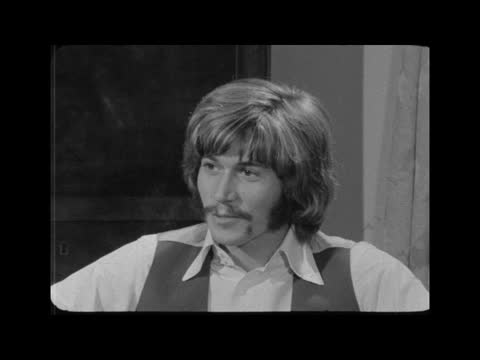 former bee gees drummer colin peterson loses battle over band name: barry gibb interview; england: london: 68 eaton square: int barry gibb interview... - drummer stock videos & royalty-free footage