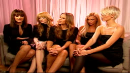 Girls Aloud battle for Christmas Number One with the Spice Girls