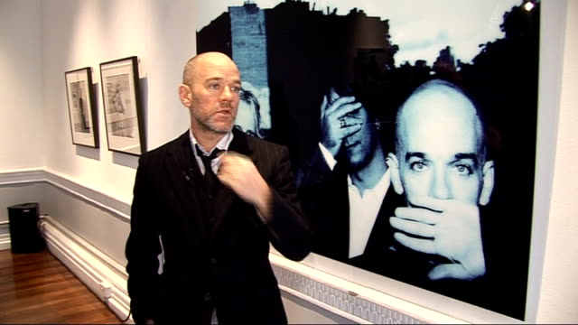 Interview with REM singer Michael Stipe ahead of new album release Michael Stipe interview SOT Some of the fury or rage within the more political...