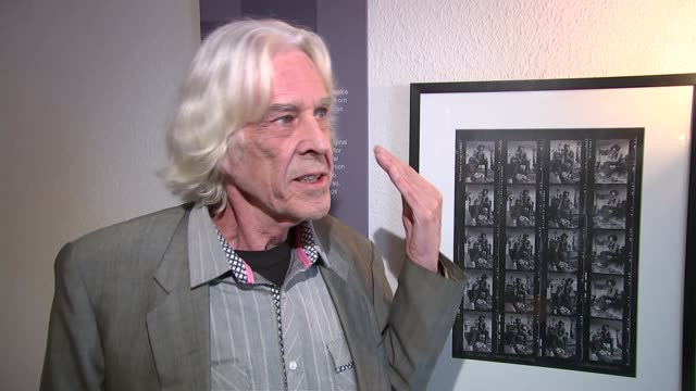 vídeos y material grabado en eventos de stock de jimi hendrix's former london flat to open as museum barrie wentzell interview sot - jimi hendrix