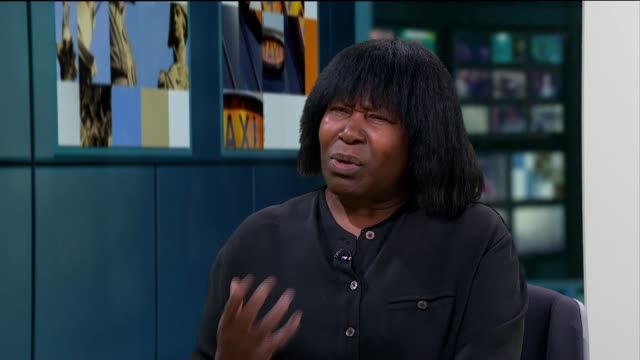 Joan Armatrading interview Armatrading LIVE STUDIO interview SOT Easy because words were already written / on the cast on her final world tour