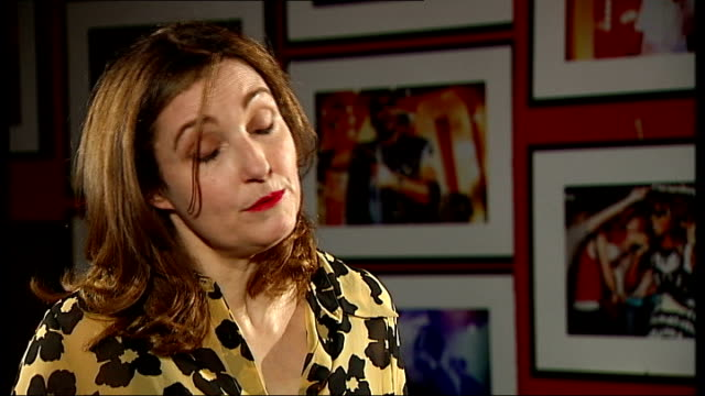vidéos et rushes de viv albertine of 'the slits' launches autobiography albertine interview continues sot slow paced life / look at what we achieved - biographie