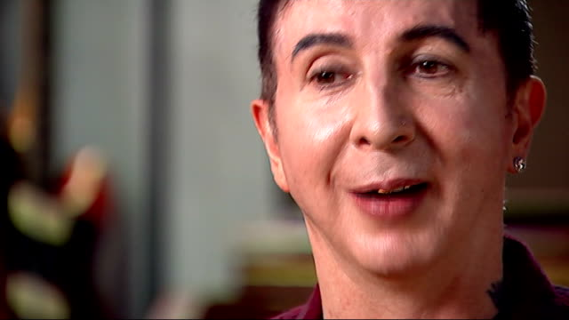 vídeos de stock, filmes e b-roll de marc almond new album close shot marc almond with 'scar' song overlaid marc almond interview sot quite an emotional song you feel like you've been... - título de álbum