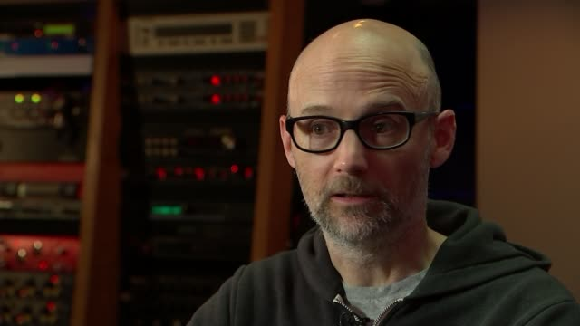 Musician producer and DJ Moby talks about his life after writing memoir ****MUSIC Moby interview continues SOT