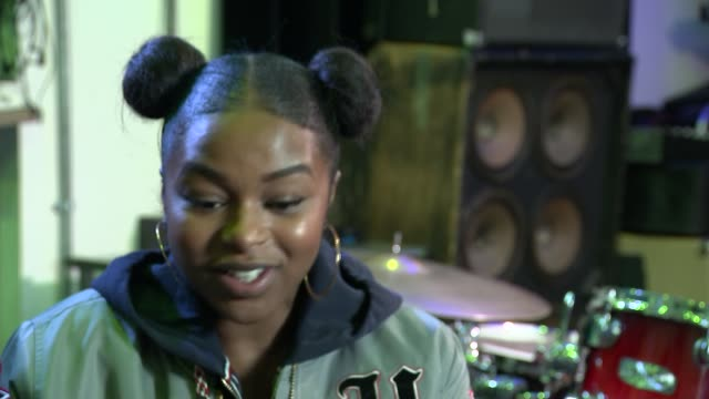 Rapper Nadia Rose Nadia Rose interview SOT For me all the legends are dead we've lost Prince lost MJ Elvis to do this you have to be mad / lost a lot...