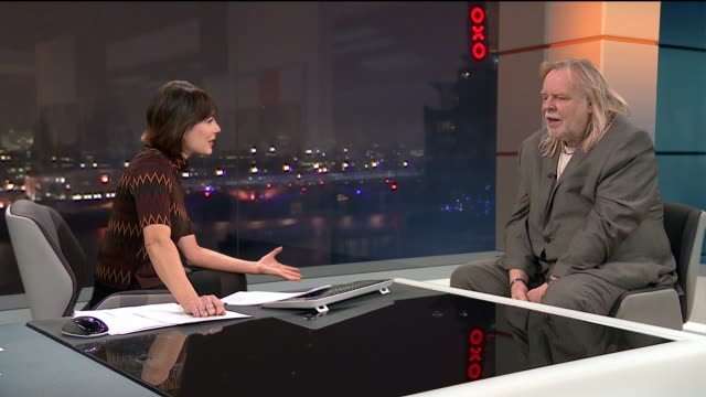 Rick Wakeman talks about latest project and his career Rick Wakeman LIVE studio interview SOT