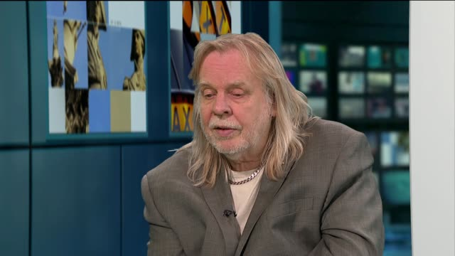 Rick Wakeman talks about latest project and his career Wakeman LIVE studio interview continues SOT