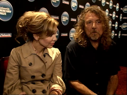 Robert Plant Alison Krauss and The Portico Quartet interviews Stigma for being around too long in Britain/ ostracised in late 1970s Exciting when you...