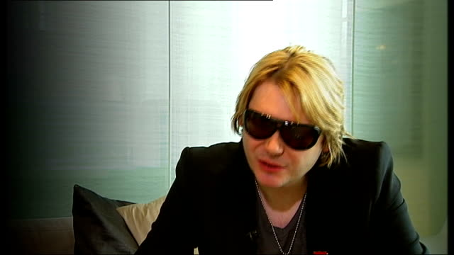 rock band manic street preachers record richey edwards unused lyrics; nicky wire interview sot - on why he could not read the lyrics written amongst... - manic street preachers stock videos & royalty-free footage