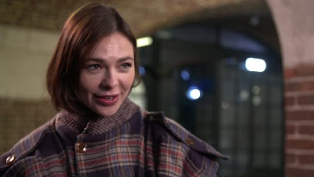 siberian dj nina kraviz reflects on the current state of techno england london int nina kraviz interview sot - techno music stock videos & royalty-free footage