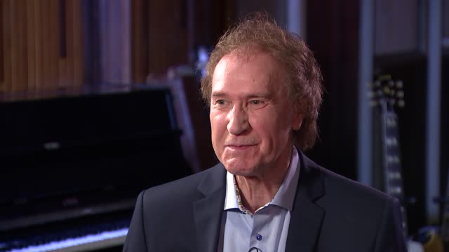 sir ray davies interview; uk, london: sir ray davies interview, part 1. england: london: int sir ray davies interview sot - the kinks stock videos & royalty-free footage