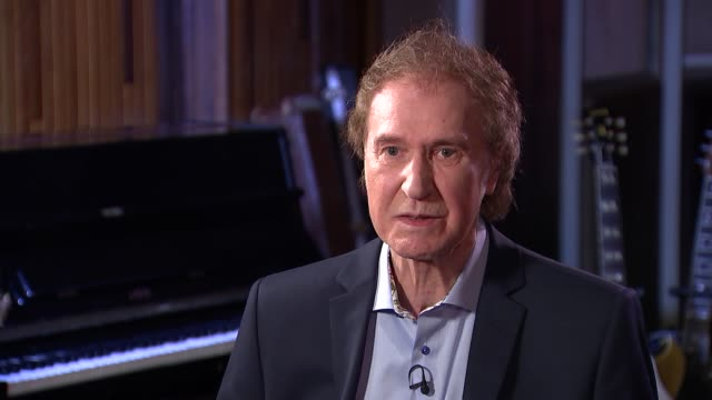 sir ray davies interview; uk, london: sir ray davies interview, part 2. england: london: int sir ray davies interview sot - the kinks stock videos & royalty-free footage
