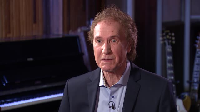 sir ray davies interview; uk, london: sir ray davies interview, part 3. england: london: int sir ray davies interview sot - the kinks stock videos & royalty-free footage