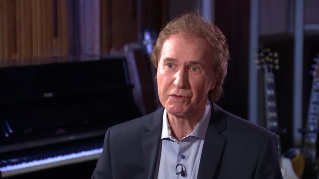 sir ray davies interview; uk, london: sir ray davies interview, part 4. england: london: int sir ray davies interview sot - the kinks stock videos & royalty-free footage
