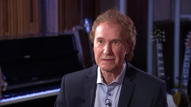 sir ray davies interview; uk, london: sir ray davies interview, part 5. england: london: int sir ray davies interview sot - the kinks stock videos & royalty-free footage