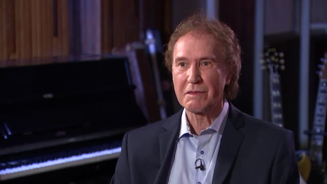 sir ray davies interview; uk, london: sir ray davies interview, part 7. england: london: int sir ray davies interview sot - the kinks stock videos & royalty-free footage
