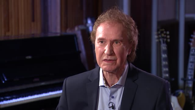 sir ray davies interview; uk, london: sir ray davies interview, part 8. england: london: int sir ray davies interview sot - the kinks stock videos & royalty-free footage