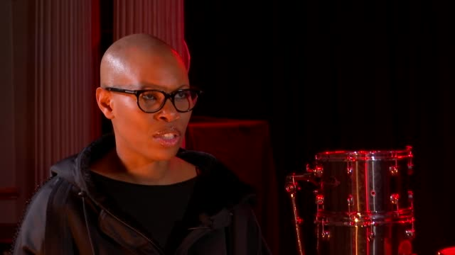 skunk anansie release new album to mark 25 years since the band started england london kings cross the water rats int skin interview sot - cd発売点の映像素材/bロール