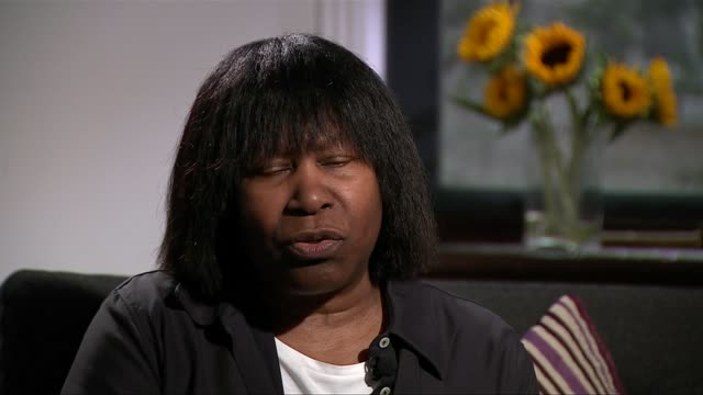 soul music legend aretha franklin dies aged 76 england london int joan armatrading interview sot - soul music stock videos & royalty-free footage
