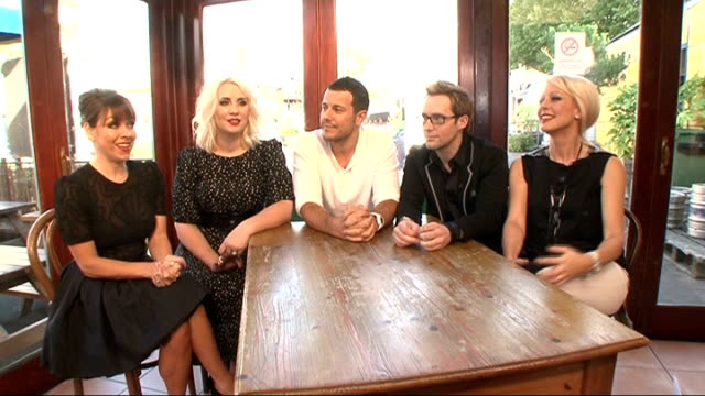 Steps interview Steps interview SOT On comparisons to ABBA / nostalgia / people will admit they like them now / XFactor could do a Steps special /...