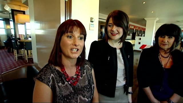 the harmonies interview the harmonies interview sot it really started in february when there was an advert in the wi magazine which had a competition... - soul music stock videos & royalty-free footage